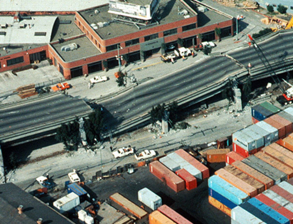45th Anniversary Blog Series Part II: The San Francisco Downtown Plan and a Really Big Earthquake