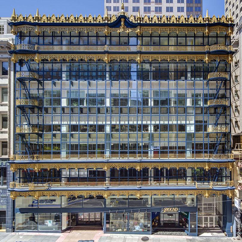Hallidie Building facade
