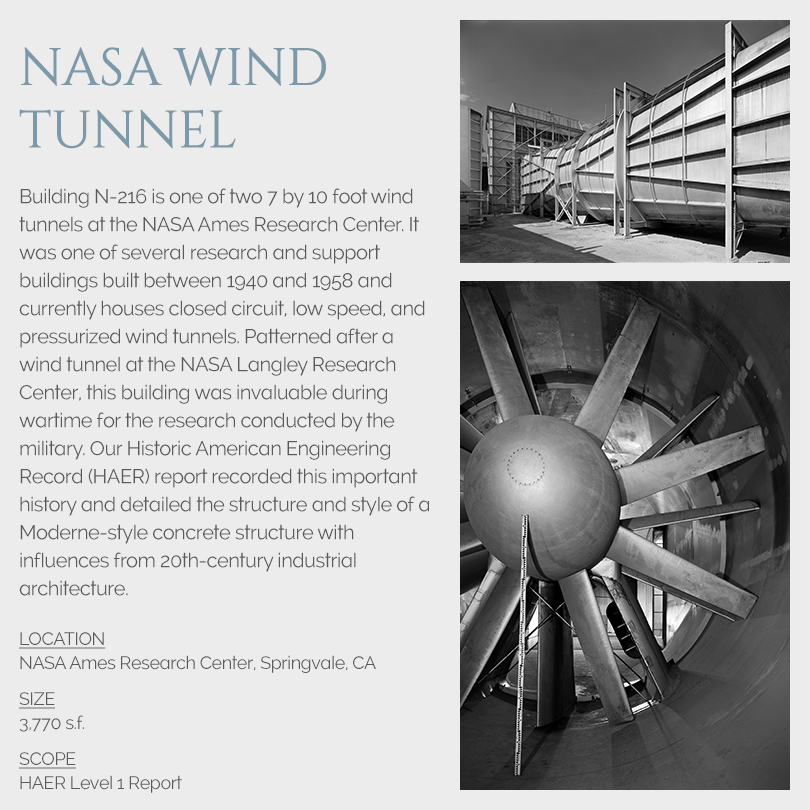 NASA Ames Wind Tunnel