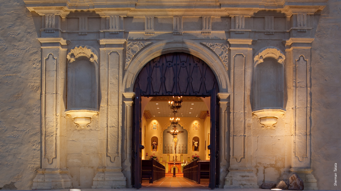 Royal Presidio Chapel, Monterey