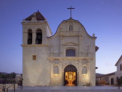 Royal Presidio Chapel
