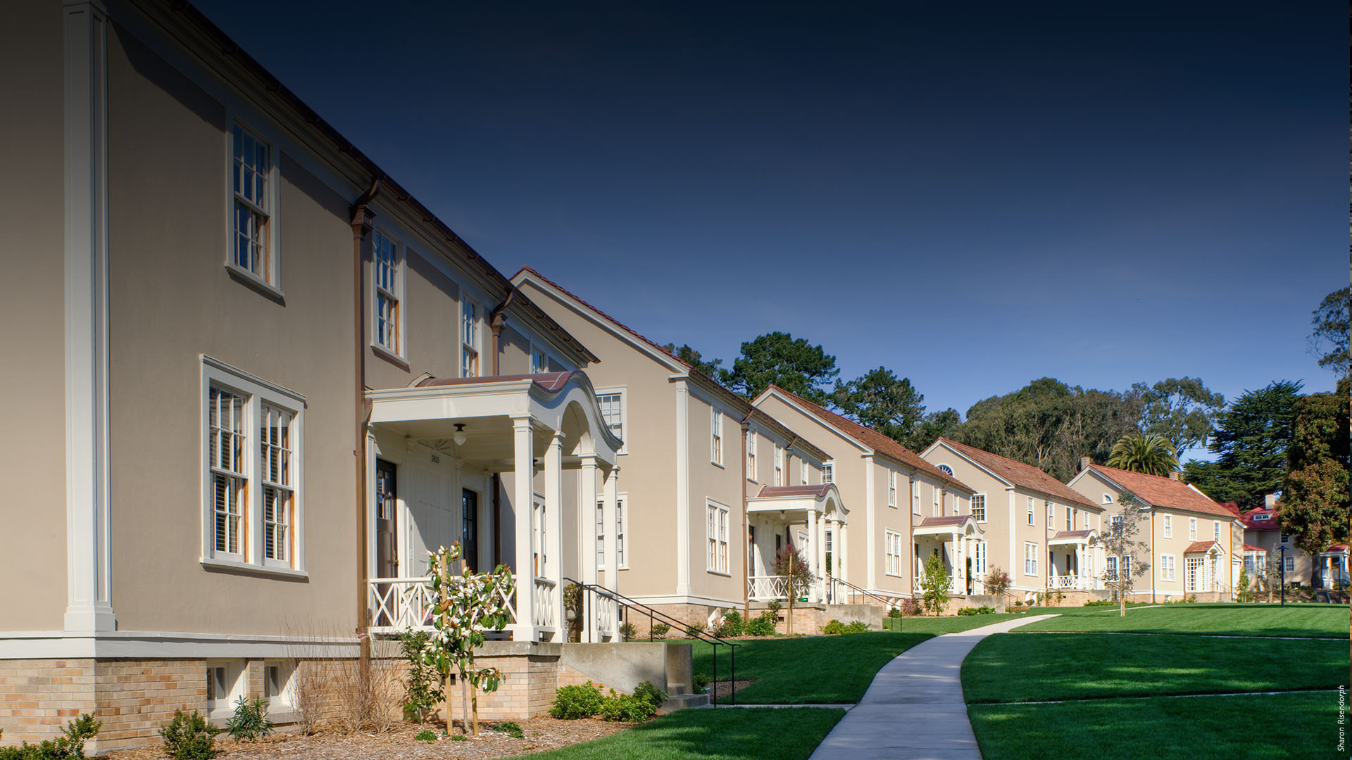 Wyman Avenue Residences, Presidio of San Francisco