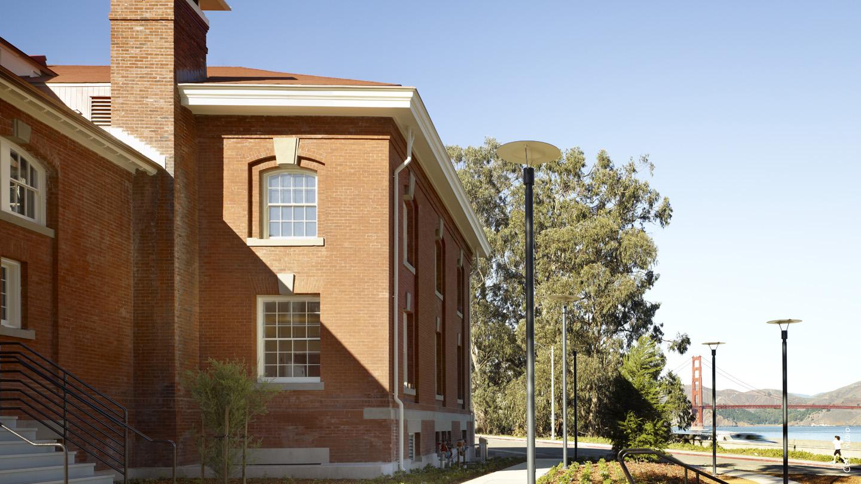 Presidio Building 115