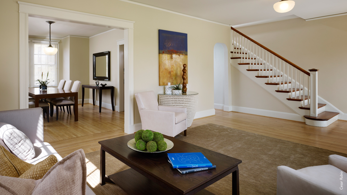 Wyman Avenue Residences interior