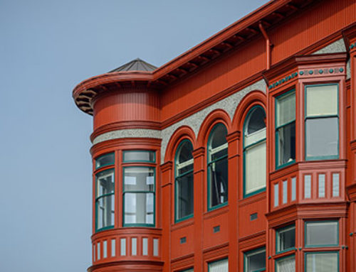 Carson Block earns preservation design award
