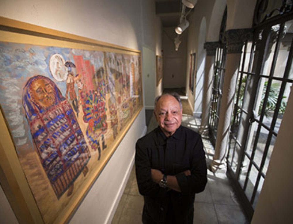 "World-Renowned Design Team Chosen for New ""Cheech Marin Center,"" a Museum Dedicated to Chicano Art, Culture and Industry"